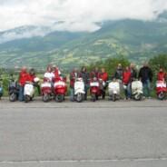 12/15 Giugno 2009 – Raduno a Zell am See – Vespa World Days
