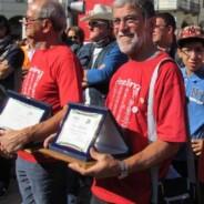 2 Ottobre 2011 – L'Autismo è salito in Vespa: arrivo del Giro d'Italia in Vespa a Venaria