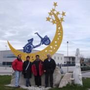 7 Dicembre 2009 – Gita al monumento della Vespa