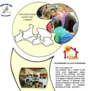 Accendiamo la luce nella scuola materna in Burundi