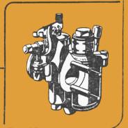 Carburatori Dell'Orto serie TA-17-B vespa