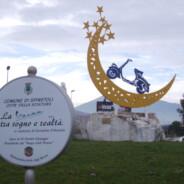 7 dicembre 2009 Monumento alla Vespa