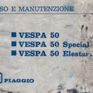 VESPA 50 – Special 50 – Elestart