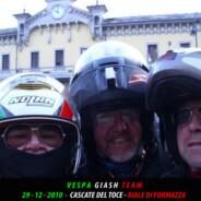 4° Vespa Giasch 2010 – Cascate del Toce – Riale di Formazza