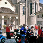 2006 – Domodossola – Re – Locarno in vespa
