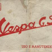 VESPA GS 150 mod.1956