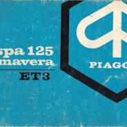 VESPA 125 PRIMAVERA ET3