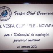 28 Ottobre 2012 – pranzo anniversario V.C. Cornaredo