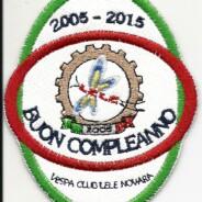 Calendario Vespa Club Lele 2015