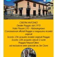 CONCESSIONARIO PIAGGIO CRISTINI