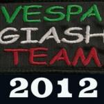 VESPA GIASCH 2012